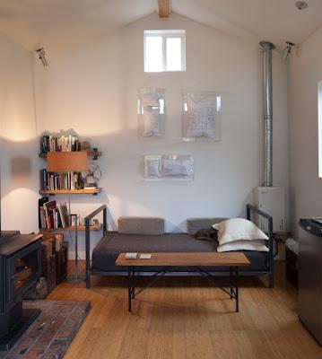 Маленький дом Мечты – из старого гаража фото 7