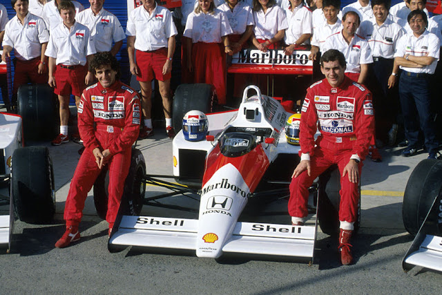 Ayrton Senna Special - Dream Team