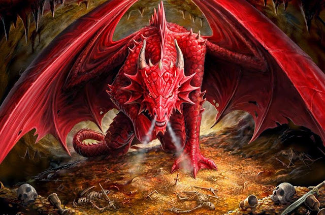 El Señor de los Anillos imposible en Dungeons and Dragons