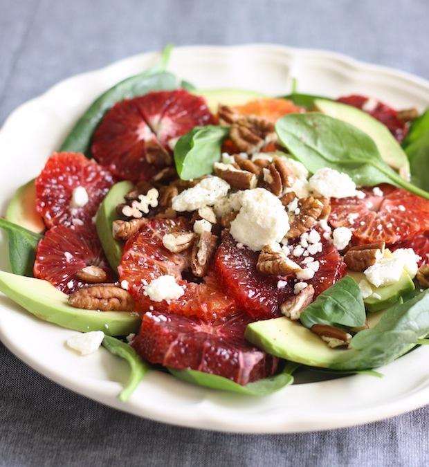 Blood Orange & Avocado Salad | Season with Spice