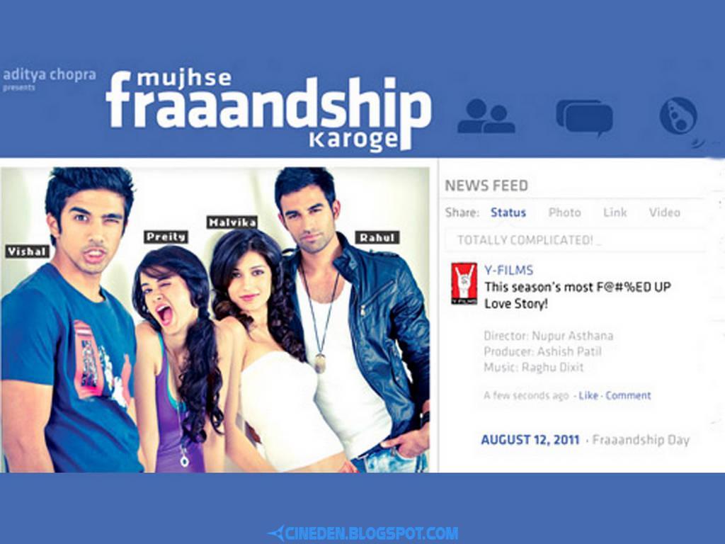 Mujhse Fraaandship Karoge (2011) - Hindi Movie Review