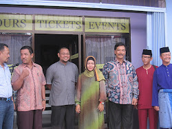 Wagub Kepri @ EMKA Tours & Events
