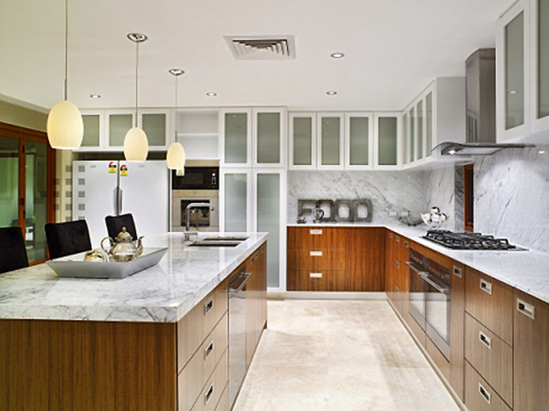 Beau Interior Design Kitchen