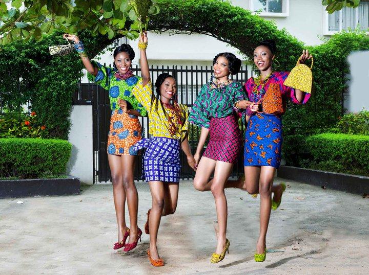 Latest Ankara Dresses Fashion
