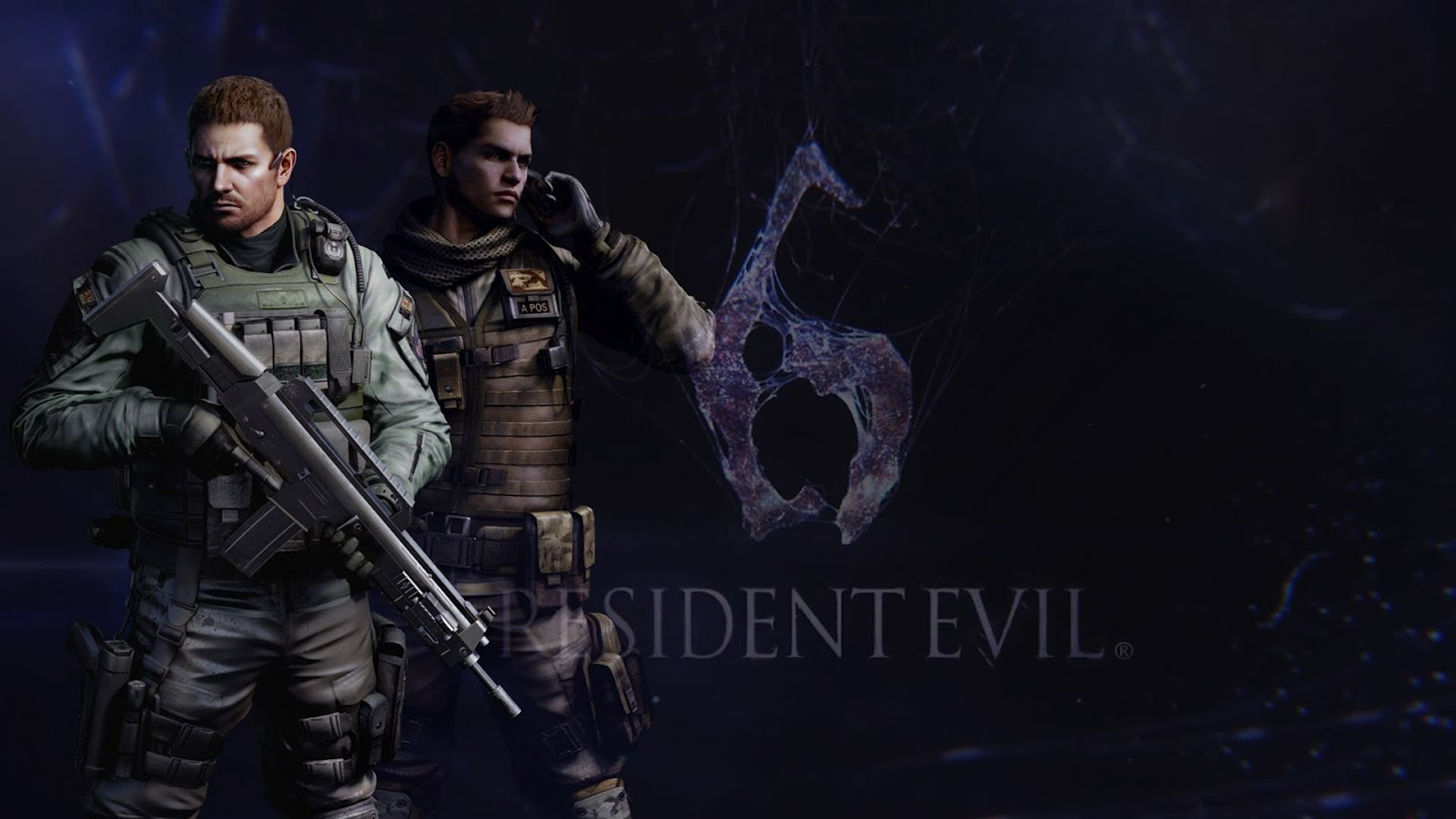 how to play 2 player on resident evil 6