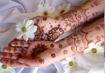 #8 Mehndi Designs Wallpaper