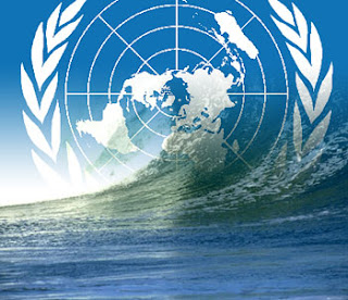 U.N. law of sea treaty