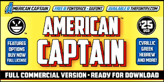 American Captain (for personal use)