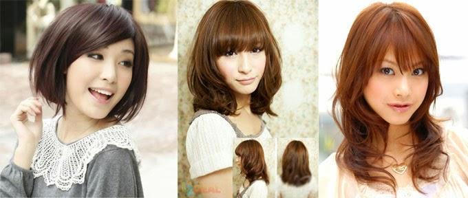 Gaya Rambut Jepang