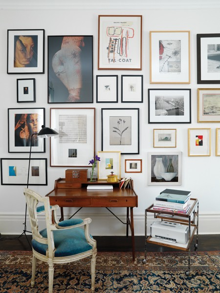 gallery walls ideas wall composition