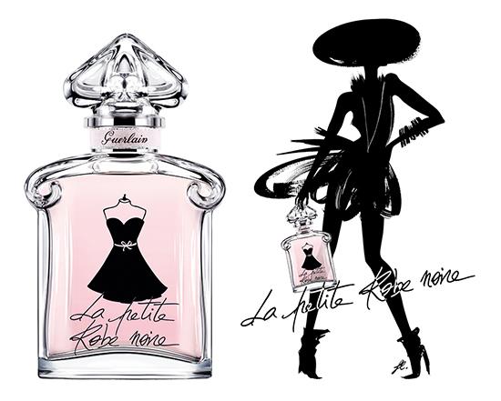 make up my day guerlain la petite robe noire edt 2012. Black Bedroom Furniture Sets. Home Design Ideas