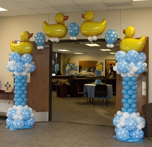Celebrate the day baby shower special for Balloon decoration kits