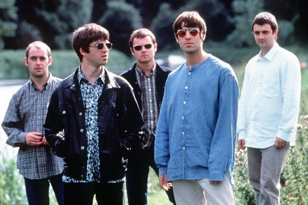 1995: Mi Disco es mejor... (Oasis - What's the Story ... Oasis Band 1995