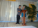 Recital Poesias e Canções da EE Orlando Alves
