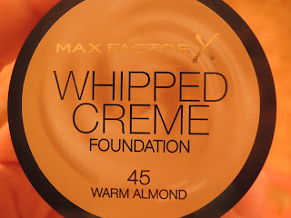 Lekki podkład na lato, czyli Max Factor Whipped Cream