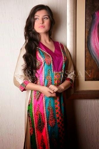 Shirin Hassan Designer Dress Collection
