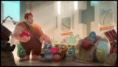 ¡Rompe Ralph!: mejor película de animación del 2012
