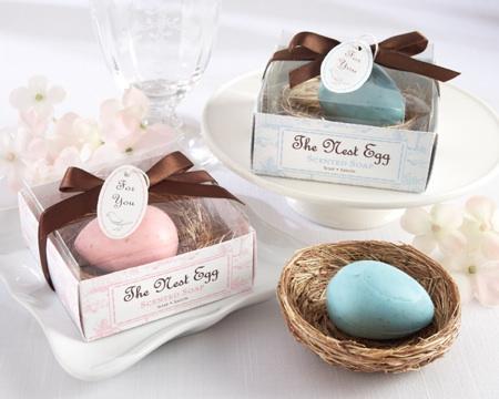 Wedding Gift Ideas For Guests Singapore : Una manera original de simbolizar el nacimiento, jabones en forma de ...
