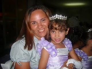 Minha Rainha e minha princesa