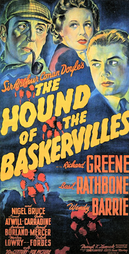 The Hound of the Baskervilles 1939 by Arthur Conan Doyle
