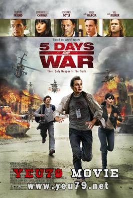 5 Ngày Chiến Tranh