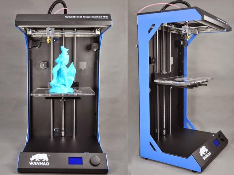 printer 3d (wanhao duplicator 5s mini)