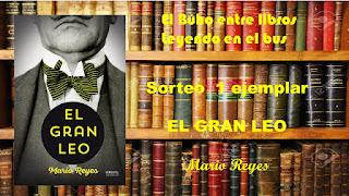 http://elbuhoentrelibros.blogspot.com.es/2016/01/sorteo-1-ejemplar-el-gran-leo-mario.html