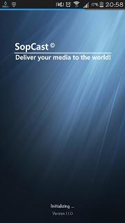 Sopcast di Android