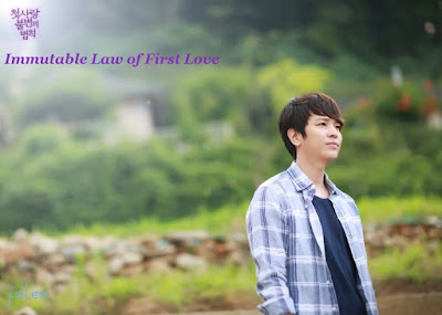 Sinopsis Drama Immutable Law of First Love Episode 1-Tamat