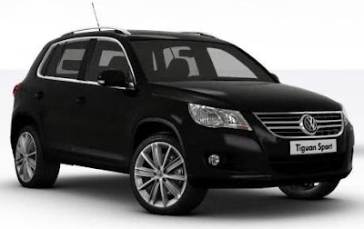 automotive gallery blog adding new sporty utility Volkswagen Tiguan ...