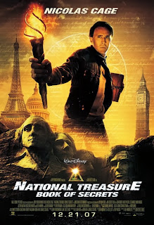Watch National Treasure: Book of Secrets (2007) movie free online