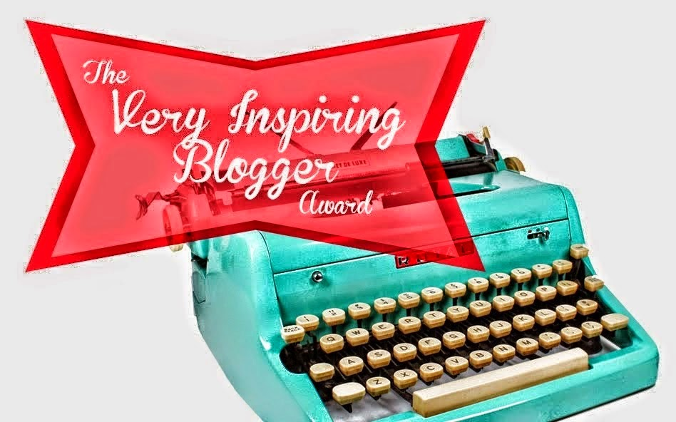 The Very inspiring blog award