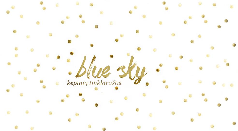 Blue Sky kepiniai