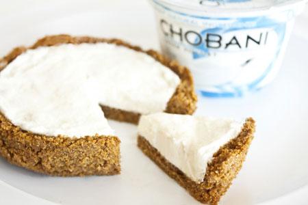 simply love : greek yogurt cheesecake
