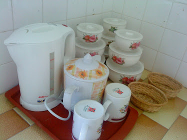 kemudahan dapur
