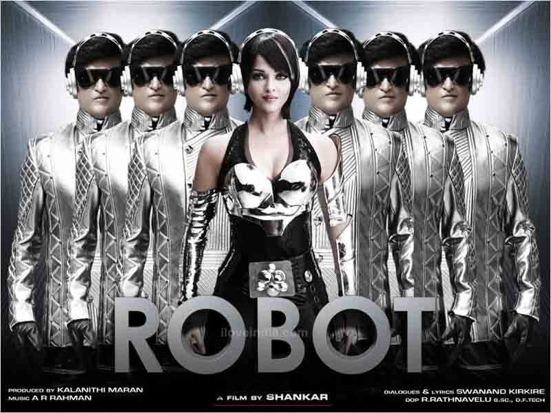 Robot Hindi Movie Songs Mp3 Free Download | Mp3 Songs Lyrics Videos