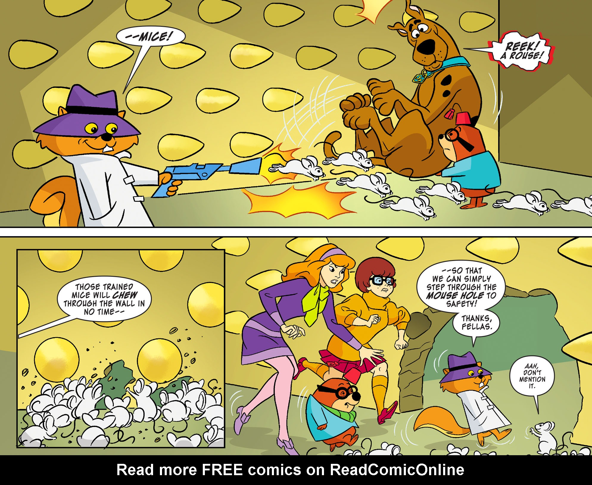 Read online Scooby-Doo! Team-Up comic -  Issue #22 - 9