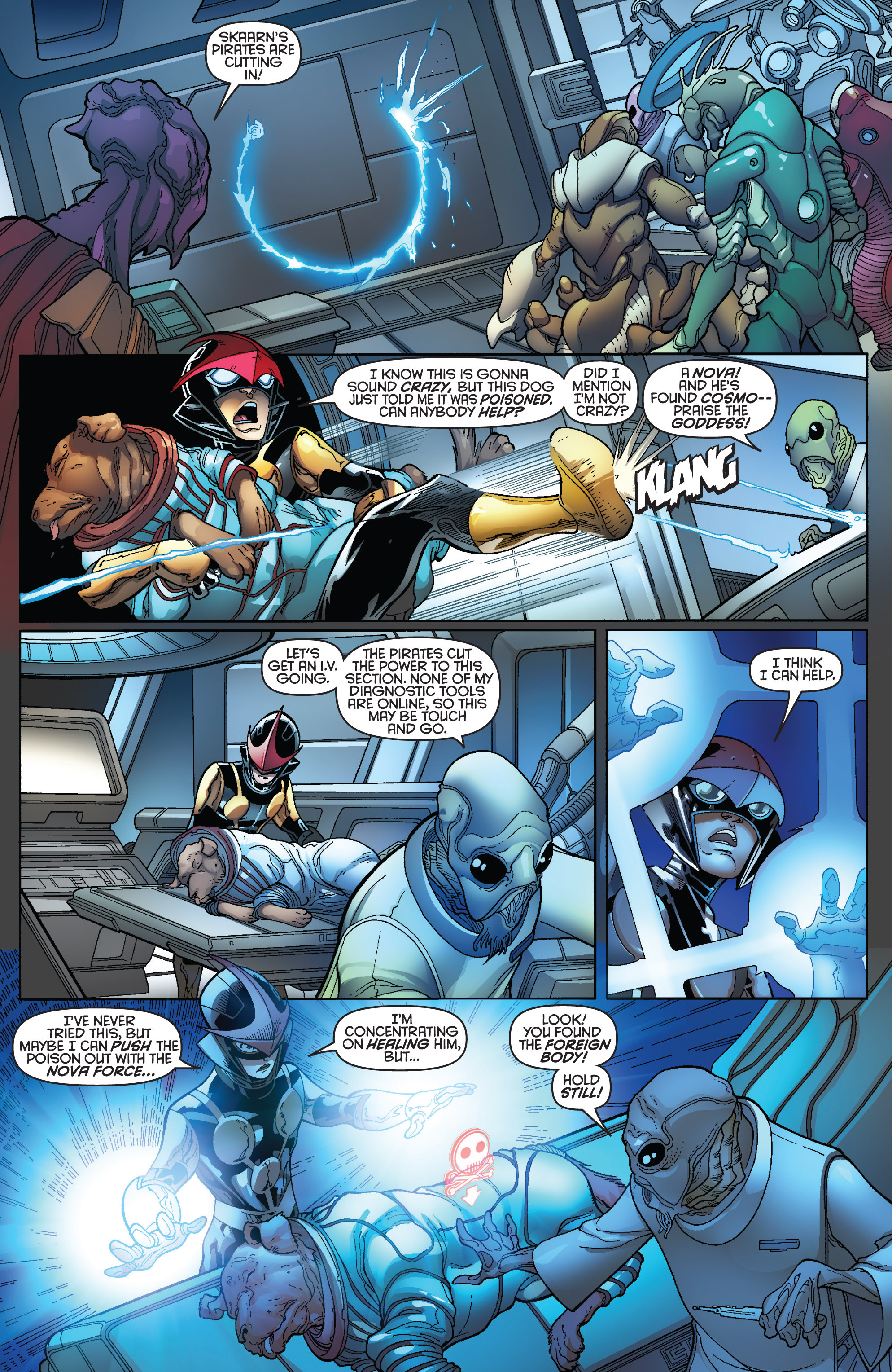 Nova (2013) - Chapter  15 | pic 4