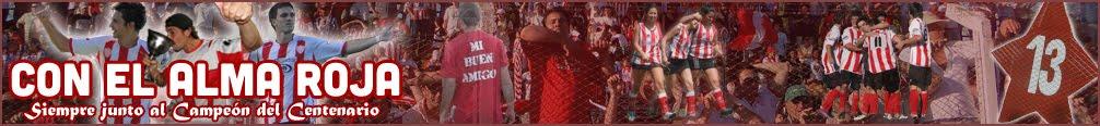 Con el Alma Roja | Club Colón de San Justo (Santa Fe).