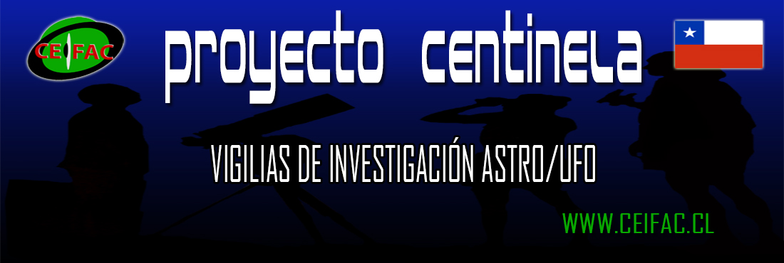PROYECTO CENTINELA CHILE