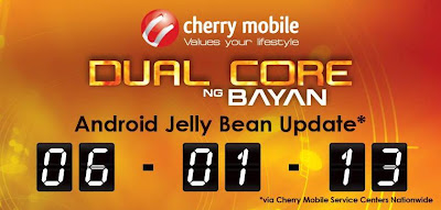 Cherry Mobile Flare Android