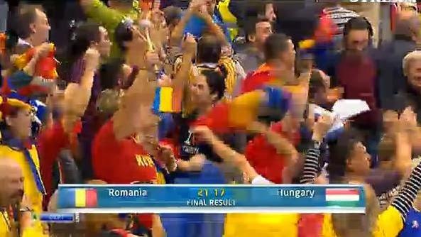 Hai Romania! Bravo fetelor!
