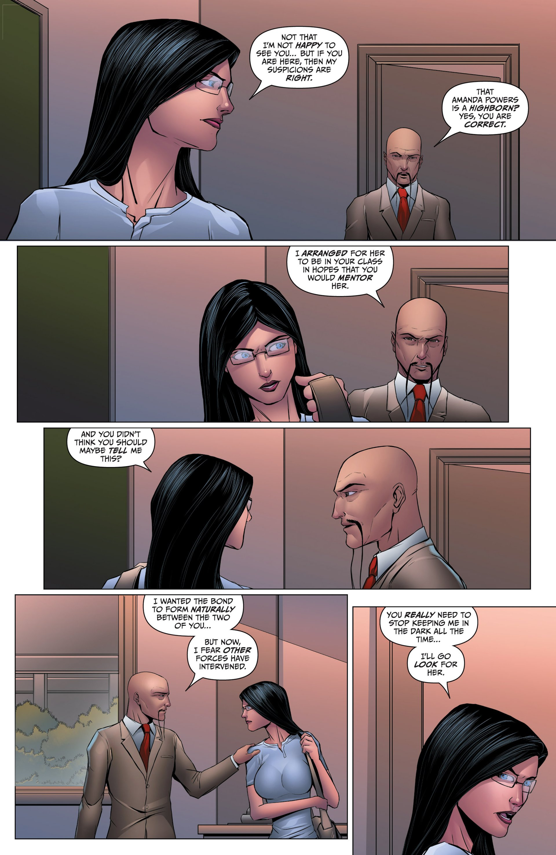 Grimm Fairy Tales (2005) Issue #94 #97 - English 4
