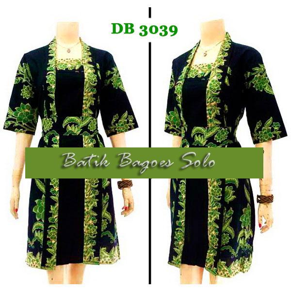 Dress Batik Bagoes Solo 16 Mei