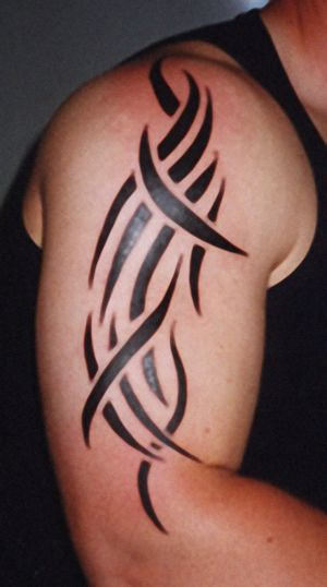 tribal tattoo designs for arms-45