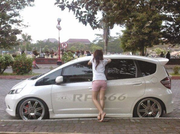 SPG HONDA NEW JAZZ