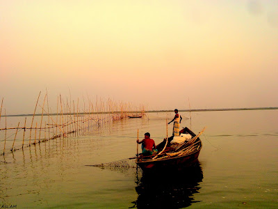 Fishing Boat Bangladesh.