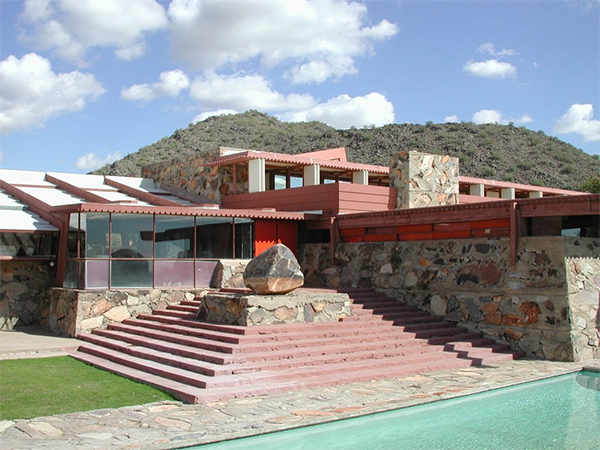 Astucesbtp The World 39 S Most Famous Architects And Their Homes