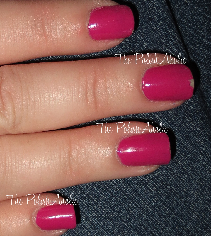 The PolishAholic: Nutra Nail Gel Perfect Review