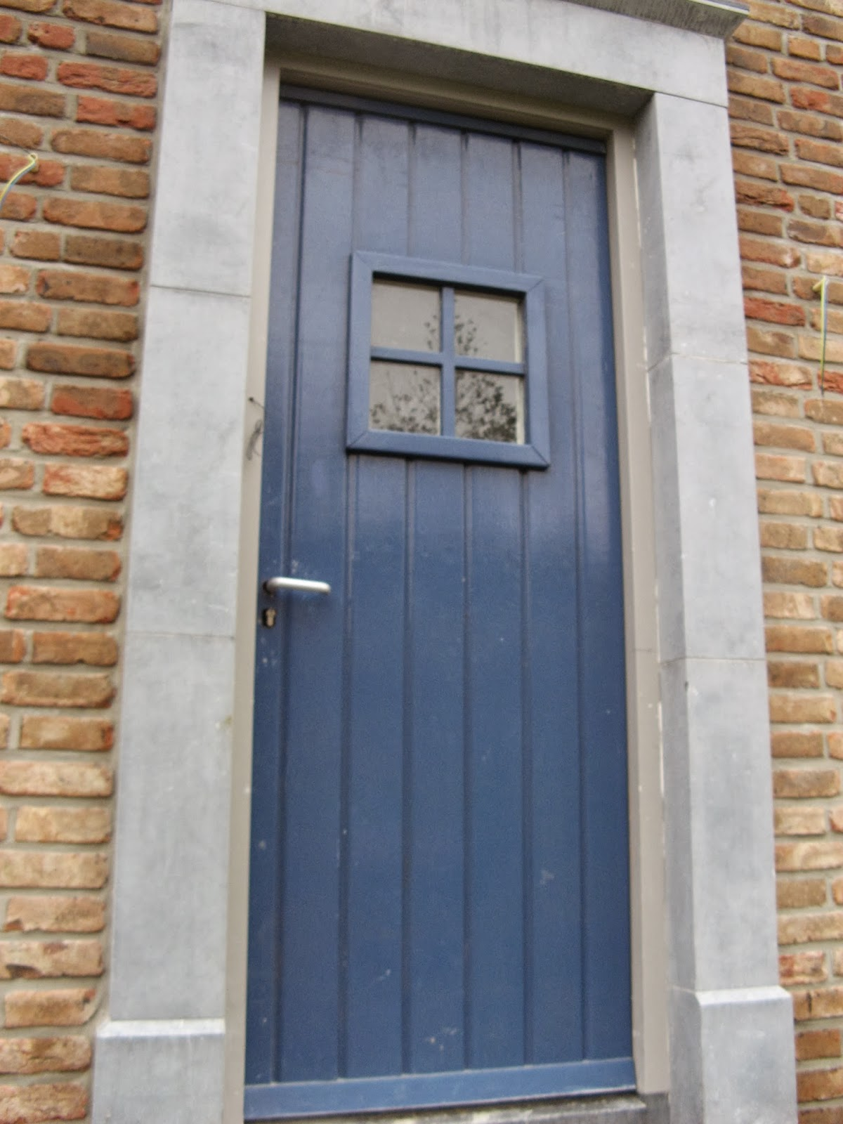 Blauwe Keuken Marktplaats : Droomgaard: Kijkje achter de blauwe voordeur….